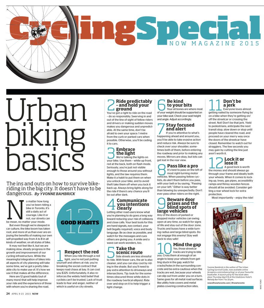 cycling special LA